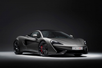 The 2018 McLaren 570S Spider Track Pack