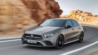 Mercedes A-Class makes a splash with All-New Infotainment System