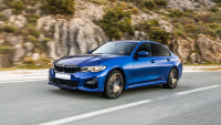BMW 3 Series: compact executive saloon gets updated