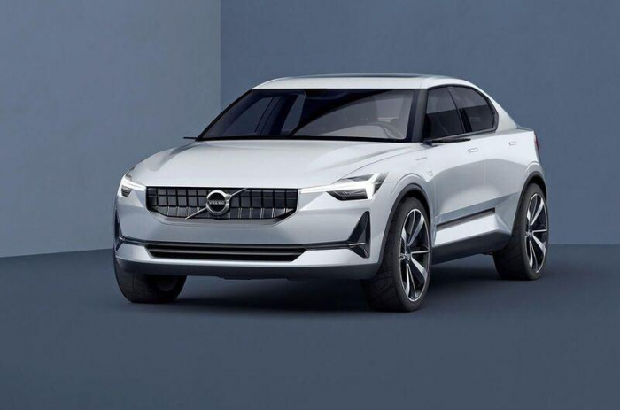 Due 2019, the first electric Volvo